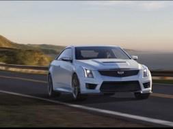 Official Photos of 2016 Cadillac ATS-V Break Cover Before LA Auto Show!