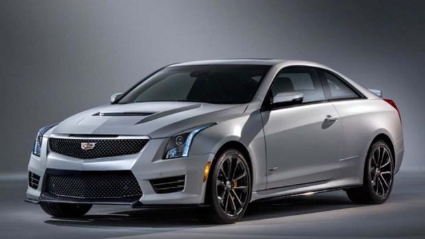 First Look: 2016 Cadillac ATS-V! | Cadillac V-Net