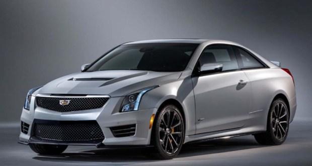 First Look: 2016 Cadillac ATS-V!