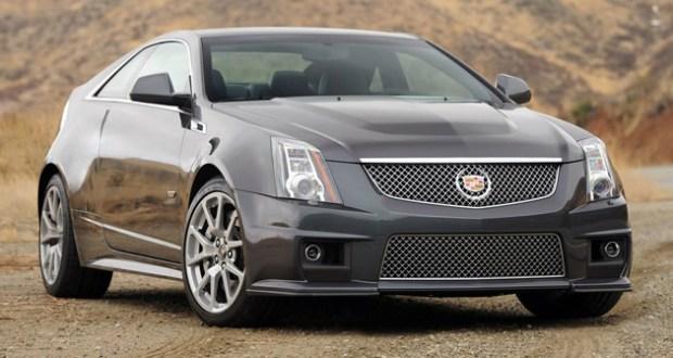 2011 Cadillac CTS-V Tech Center
