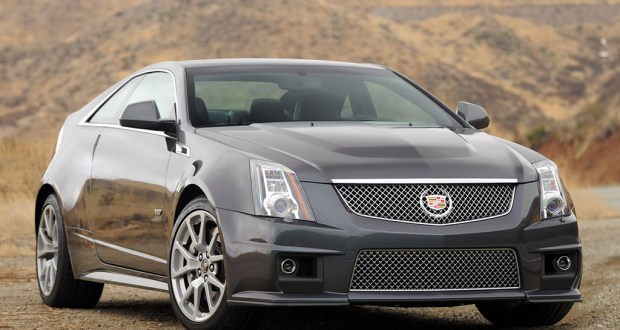 2012 Cadillac CTS-V Coupe Highlights