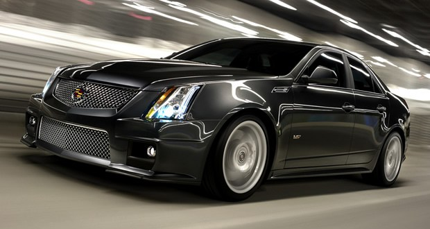 2014 Cadillac CTS-V Tech Center