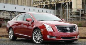 The 2015 Cadillac XTS V-Sport AWD. (Garry Sowerby)