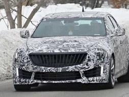 2016-Cadillac-CTS-V-Front-View