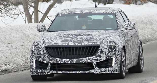 Third Generation Cadillac CTS-V Set for January Debut