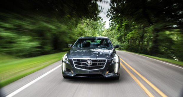 2014 Cadillac CTS Vsport Performance Numbers