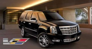 Report: Corvette Z06-Powered Cadillac Escalade-V Under Development