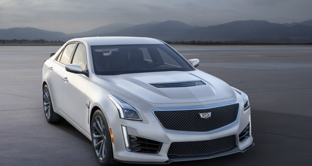 Cadillac will produce exclusive Crystal White Frost editions of its all-new high performance V-Series cars, starting in October. The special package celebrates the new ATS-V Coupe and Sedan, and the new CTS-V super-sedan. Available on all 3 models, the exclusive package is highlighted by special low-gloss Crystal White Frost paint first shown at the world premieres of the ATS-V and CTS-V.
