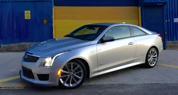 2016 Cadillac Ats V Coupe Is The Best German Sports Car From