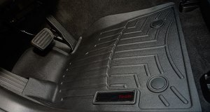 WeatherTech Floor Liners for the 2016 Cadillac ATS-V
