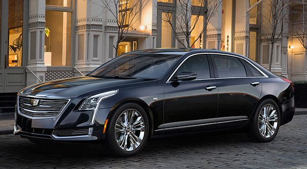 Is GM Planning a Cadillac CT6 V-Sport?