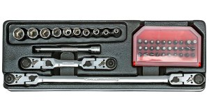 Product Review: GearWrench Multi-Function Ratchet Set