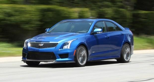 Car and Driver Reviews the 2016 Cadillac ATS-V Sedan Manual