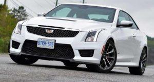 Test Drive: 2016 Cadillac ATS-V