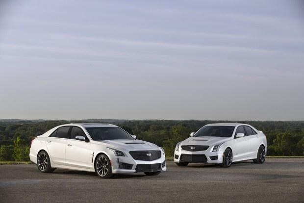 Cadillac Introduces Carbon Black Sport Package For Ats V And Cts V