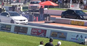 [VIDEO] Cadillac ATS-V Takes on a BMW M3 at the Dragstrip