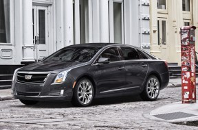 "The XTS provides a standard NHTSA 5-Star overall crash safety rating, the highest safety rating available. Advanced safety features include front and rear automatic braking and ""control and alert"" strategy. This employs advanced technologies – including radar, cameras and ultrasonic sensors – to help prevent crashes."