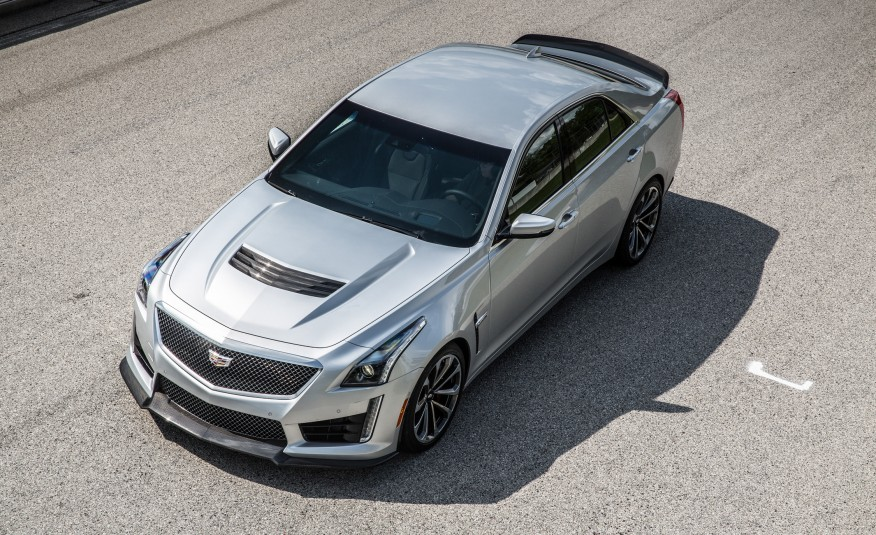 Cadillac V-Series Gets Minor Updates for the 2018 Model Year | Cadillac V-Net
