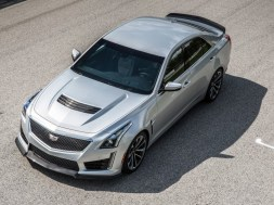 Cadillac V-Series Gets Minor Updates for the 2018 Model Year
