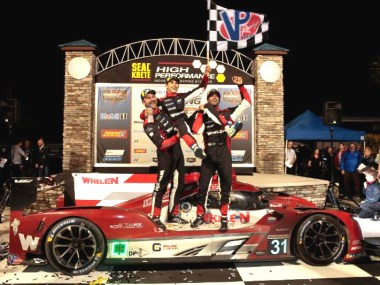Whelen Engineering Cadillac Wins Sebring – Cadillac Sweep