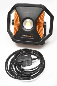 "GearWrench ""3000 Lumen Rechargeable Area Light"" (PN 83139)"