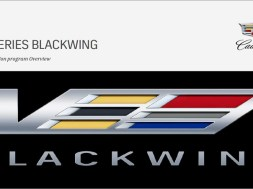 ANNOUNCED: Cadillac V-Series Blackwing Reservation Program and Reveal Date!