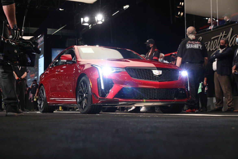 2022 Cadillac CT4-V Blackwing - VIN 001