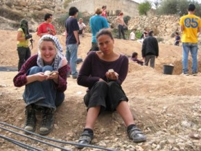 Restoration of ancient sites in Bethlehem
