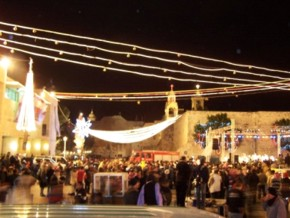 Celebrating Christmas in Bethlehem