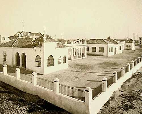 Hogar Jose Antonio Primo de Rivera en Cadiz