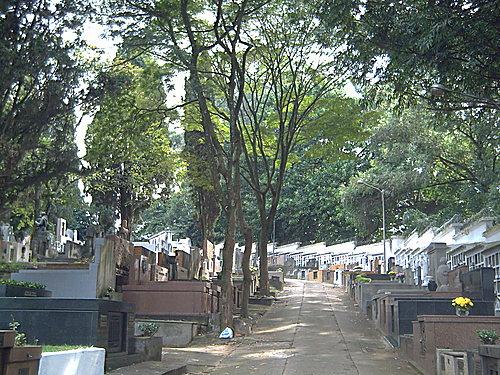 Los hechos sucedieron en el cementerio de Sao Paulo, en Brasil