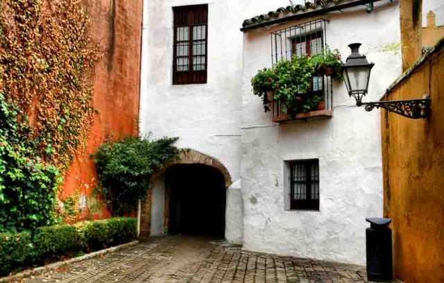 calle judería Sevilla
