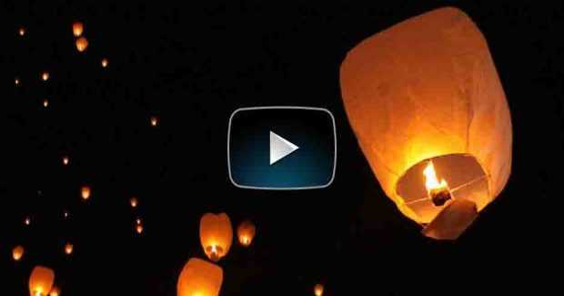 OVNIs y globos chinos