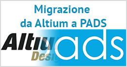 Migrazione da Altium a PADS