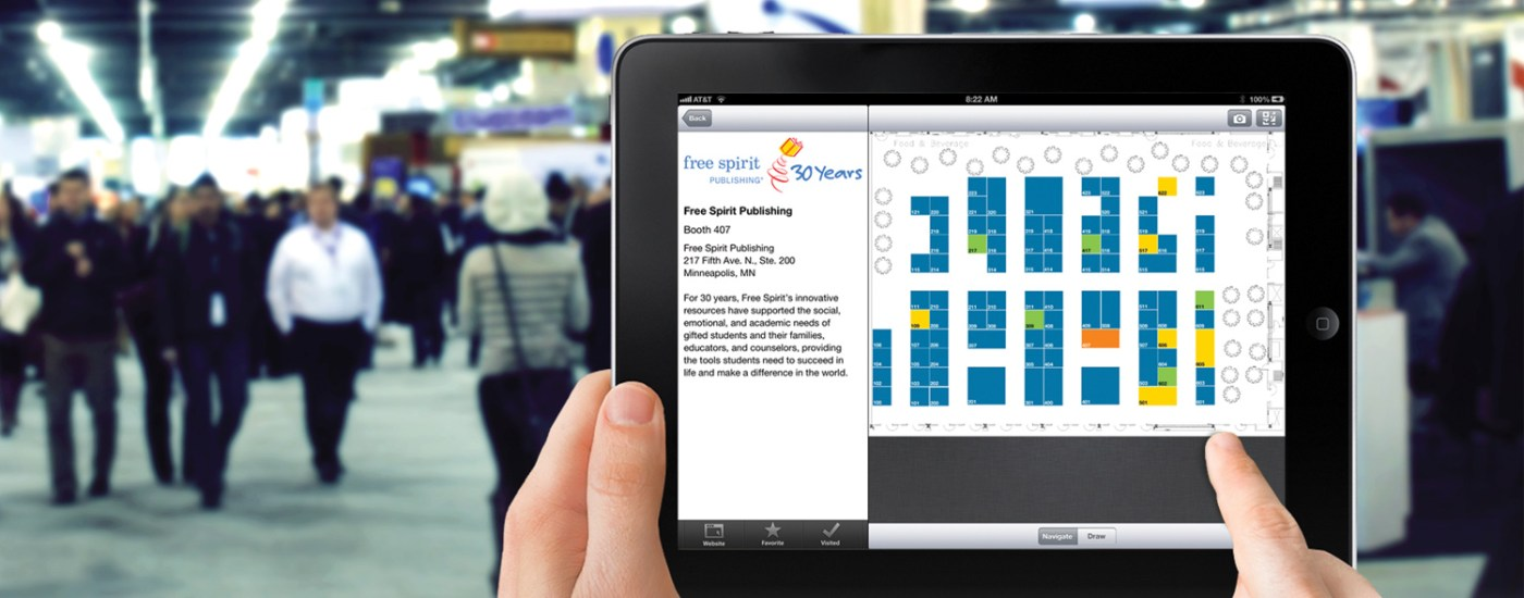 VIDEO: A Better Expo Floor Plan with eventScribe | CadmiumCD