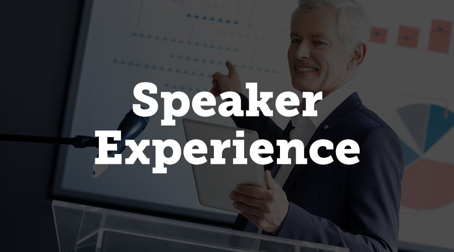 AUA Annual Conference Speaker Experience