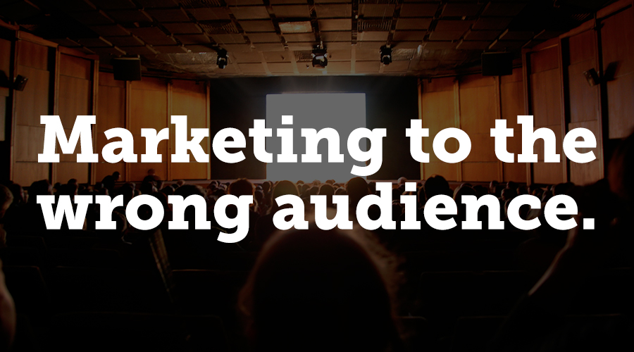 The first rule of marketing is to know thy audience. Whether you're planning a small event or a large conference, make sure that the intended guests are aware of the event in advance, and know what to expect. Promote appropriately.