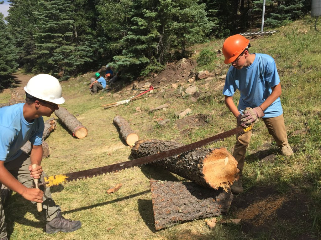 From July 1-14th CadmiumCD Project Manager, Gary Davis, accompanied a group of Scouts to Philmont Scout Ranch in New Mexico.