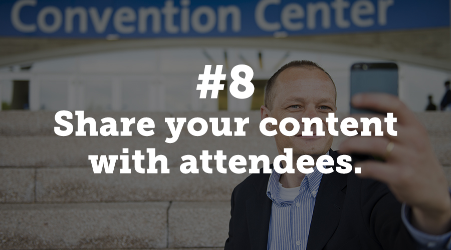 Take your conference audio and video archives and get them into attendees' hands. Whether you're generating revenue by selling access to your conference proceedings, or offering content to attendees and members for free, take some time to learn about your options this year.
