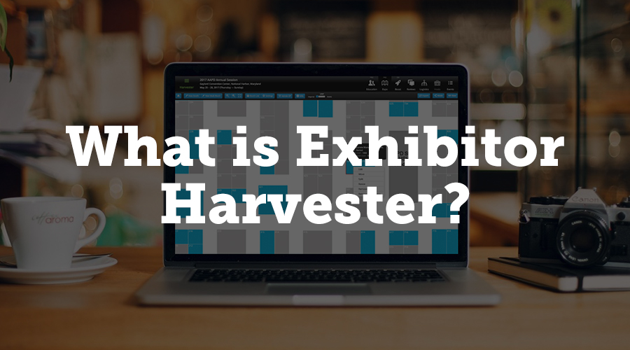 Once you've set up your preferences, Harvester creates a list of tasks for exhibitors to complete, very much like a to do list. Exhibitors finish their tasks, and their data is imported automatically into your eventScribe website and mobile app.