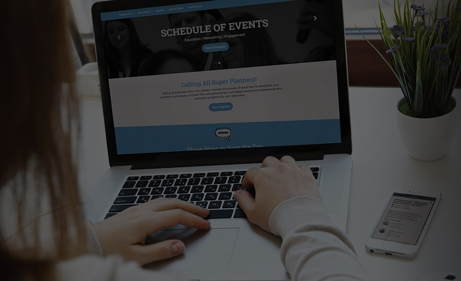 CadmiumCD recently introduced a number of new features to the eventScribe® Website, all designed to make managing and editing websites easier for our clients. One of the most exciting changes we've made is to give our clients even more control over the content, color schemes, text, and labels on their event website.