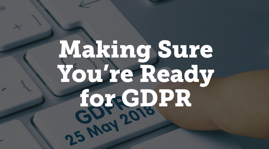 If you have any questions or concerns about how CadmiumCD is preparing to GDPR compliance, please contact your project manager at any time.