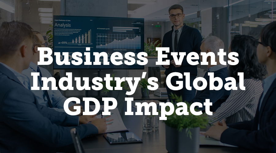 "In related news, Cristi Kempf reported that business events contributed $1.5 trillion dollars into the world economy in 2017. This article goes over the Events Industry Council's ""Global Economic Significance of Business Events"" study, which looks at exactly how the events industry has impacted the global gross domestic product."