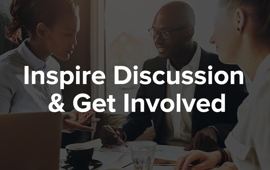 Inspire conversation at your events to maximize customer engagement.