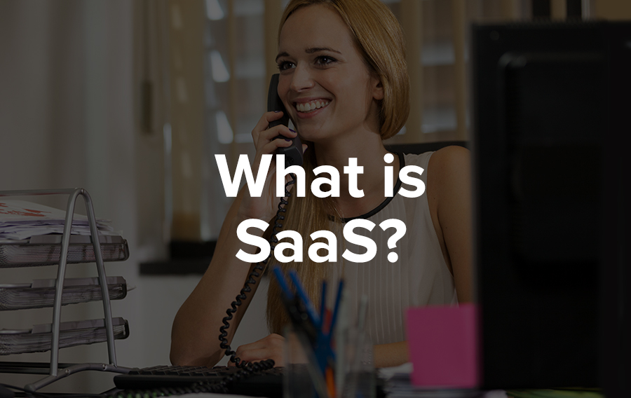 SaaS is a hosted service deployed over the internet. But where are the people involved in that? Don't you want to work with people!? Written by Michael Doane, Designed by Rachel Vrankin.