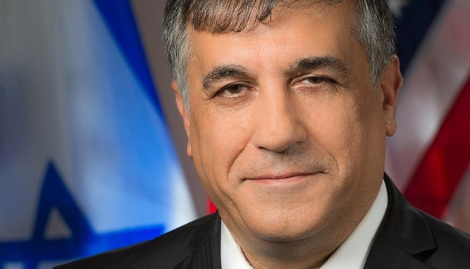 FIDF National Director and CEO Maj. Gen. (Res.) Meir Klifi-Amir