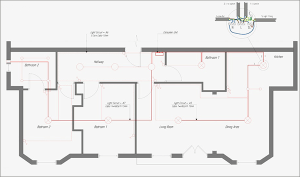 Home Electrical Drawing Software | CAD Pro