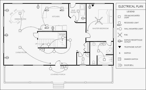 home electrical drawings  cad pro