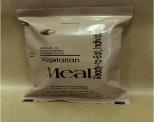 MRE Packaging