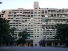 Extérieur 1 - La Cité radieuse - Le Corbusier Marseille